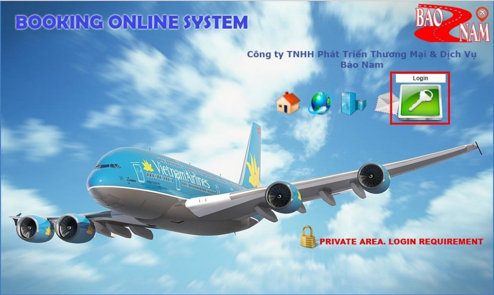 Giới thiệu vemaybaybaonam.com -Hệ thống phân phối vé máy bay hàng đầu cho Doanh nghiệp -1