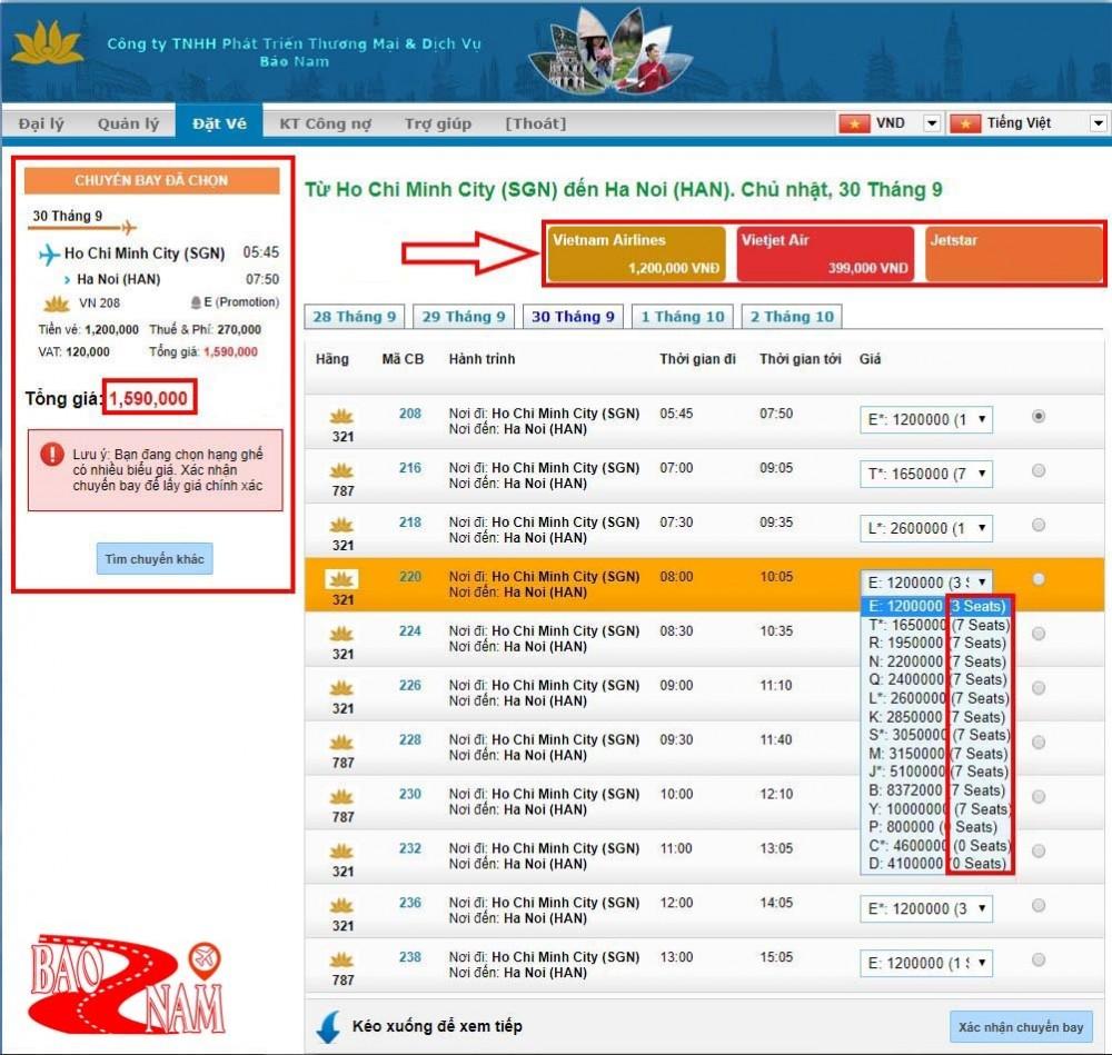 Giới thiệu vemaybaybaonam.com -Hệ thống phân phối vé máy bay hàng đầu cho Doanh nghiệp -3