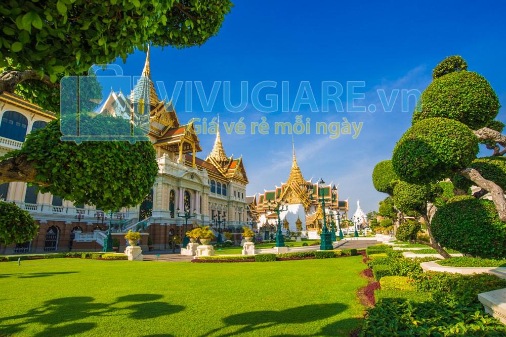 Cung điện hoàng gia Bangkok