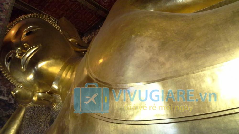 Vé máy bay Tour du lịch giá rẻ đến Thailand