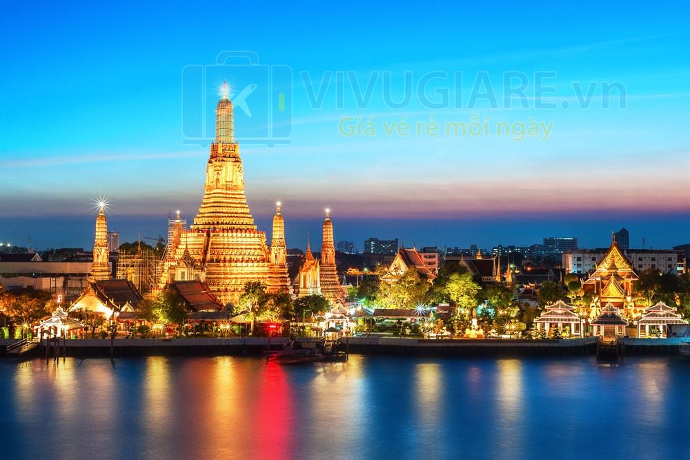 Vé máy bay gái rẻ, Tour du lịch đến Bangkok