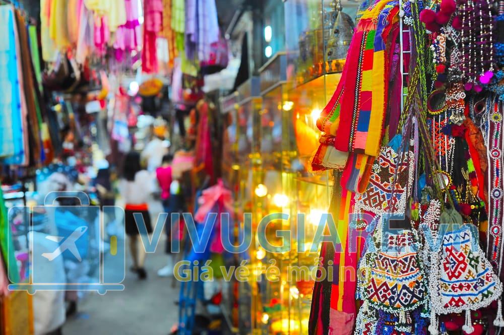 Vé máy bay, tour du lịch giá rẻ đến Bangkok