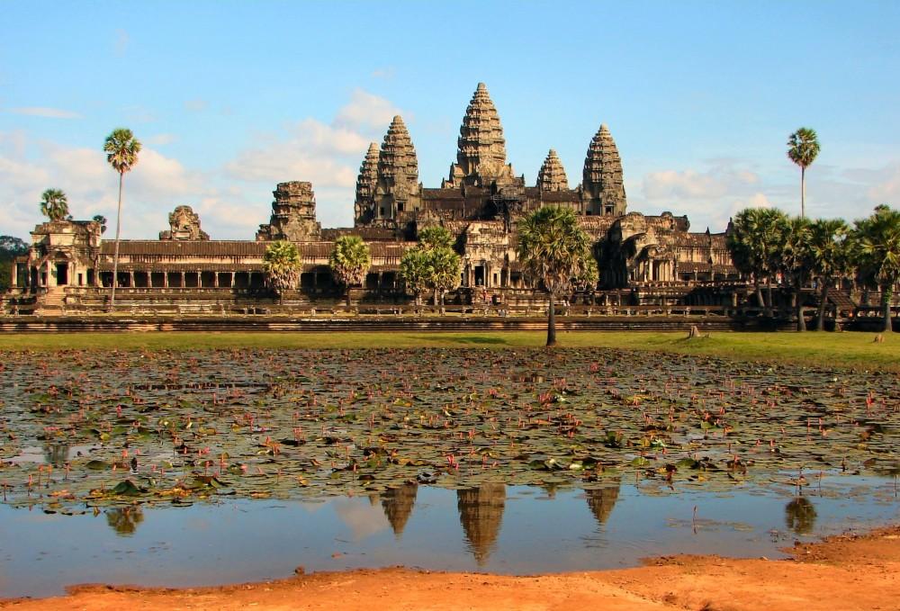 Du lịch Campuchia khám phá Angkor Wat huyền bí
