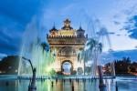 Đón năm mới tại đất nước Triệu Voi l Luang Phabang - Vientian
