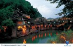 Tour du lịch Trung Quốc l Phượng Hoàng Cổ Trấn - Trương Gia Giới 6 ngày tháng 1-2018