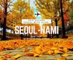 SEOUL - NAMI - LÀNG BÍCH HOẠ  EHWA - EVERLAND