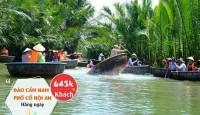 Tour Đảo Cẩm an -  Hội An 1 ngày