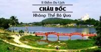 Tour HCM - Tiền Giang- Cần Thơ - Sóc Trăng - Bạc Liêu- Cà Mau –Châu Đốc-HCM - 4N3D