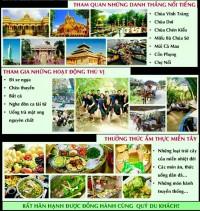 Siêu hot - Combo TOUR HN - Miền tây NoeL + Tết Dương lịch