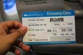 Tìm hiểu các hạng vé của Vietnamairline và điều kiện cho từng hãng