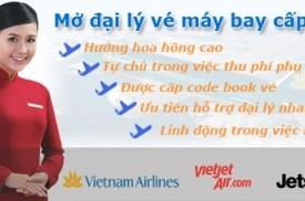 Đăng ký đại lý bán vé máy bay