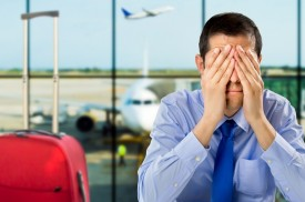 Cách xử lý khi bị trễ chuyến bay