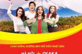 Khuyến mãi đường bay đi Tokyo từ Hà Nội