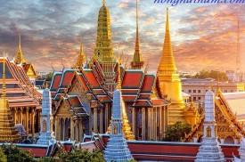 Kinh nghiệm du lịch tự túc tại Thái Lan 2019
