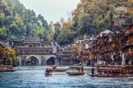Kinh nghiệm du lịch Phượng Hoàng cổ trấn