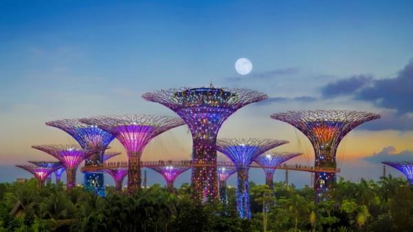 10 thành phố hút khách nhất thế giới ở Châu Á năm 2018