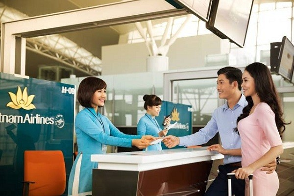 Vietnam Airlines khuyến cáo hành khách đảm bảo thời gian đến sân bay đúng giờ làm thủ tục trong mùa cao điểm