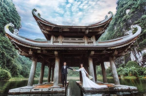 Tuyệt tình cốc - nơi chụp ảnh cưới tuyệt đẹp ở Ninh Bình