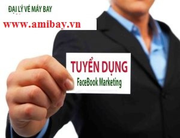 AMI BOOKING OFFICE Tuyển Nhân Viên Marketing online, Facebook