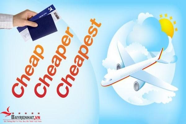 Hướng dẫn đặt vé máy bay và mẹo săn vé máy bay giá rẻ