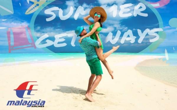 Hãng hàng không Malaysia Airlines triển khai khuyến mãi Summer Getaway | Bayrenhat.vn
