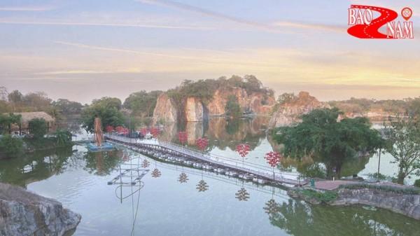 Gần ngay Sài Gòn–Khu du lịch Bửu Long địa điểm vui chơi đầy thu hút