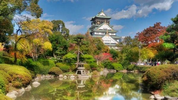 Tổng hợp 10 trải nghiệm đáng nhớ nhất ở Osaka Nhật Bản