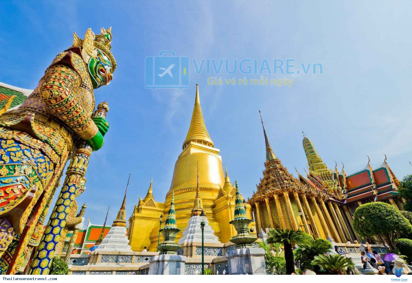 18 điểm du lịch tại Bangkok đi quên lối về
