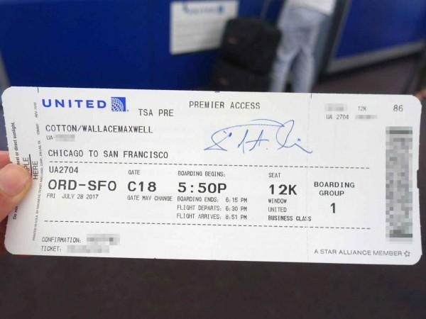 Thông tin giá vé máy bay đi Mỹ 1 chiều