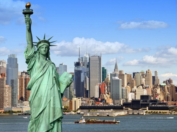 Tìm hiểu thông tin về vé máy bay đi New York Mỹ