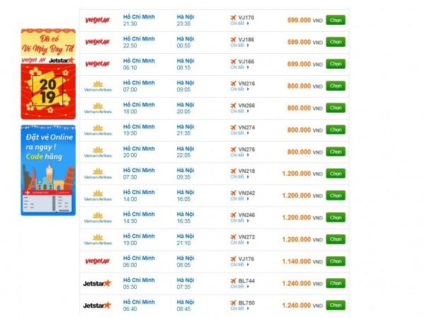 Mua vé máy bay tại Vlink.vn có đắt hơn mua tại Hãng không?