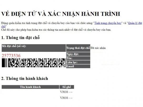 Bí quyết đơn giản để đặt vé máy bay Vietjet online giá rẻ