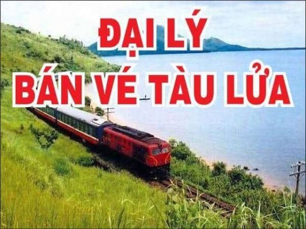 Vé tàu lửa tết đang được mở bán - Nhanh tay đặt vé