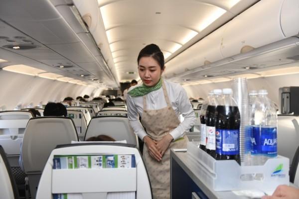 Bay Bamboo Airways lựa chọn chỗ ngồi như ý