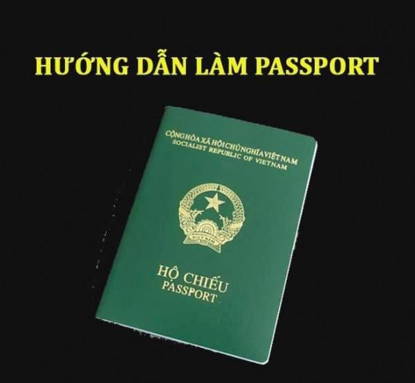 HƯỚNG DẪN LÀM PASSPORT Ở SÀI GÒN