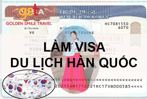 THỦ TỤC XIN VISA HÀN QUỐC THEO TOUR