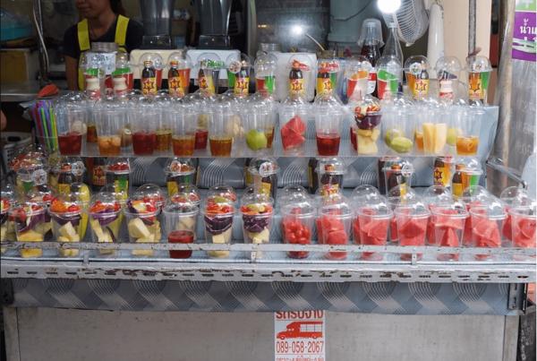 Ẩm thực đường phố Thái Lan: chợ Wang Lang