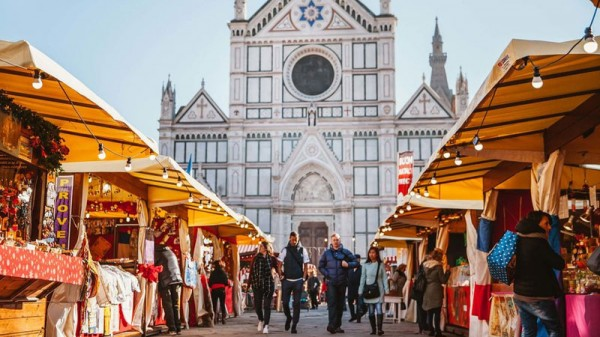 Khám phá những khu chợ giáng sinh nổi tiếng ở Châu Âu