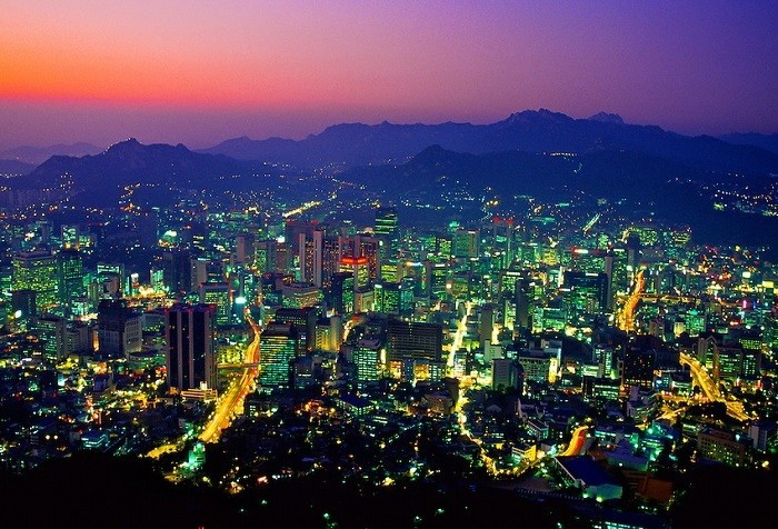 Toàn cảnh Seoul