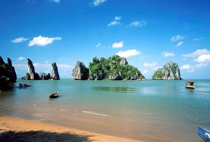 10 địa điểm du lịch tại Kiên Giang thu hút hàng triệu khách thập phương