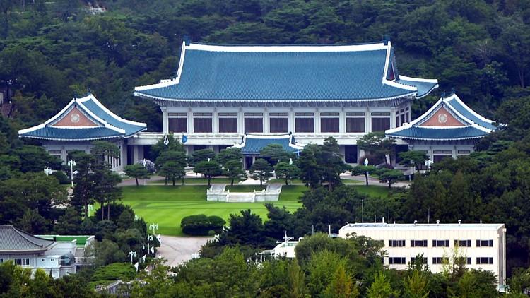 Nhà xanh Phủ tổng thống
