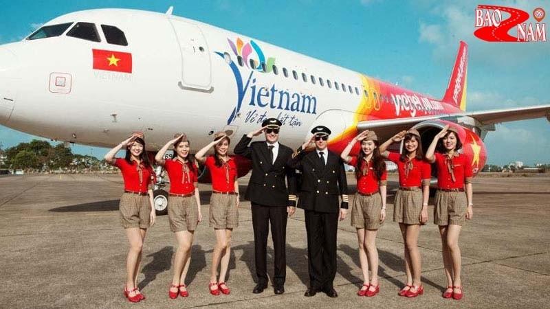 Thông tin điều kiện hoàn đổi vé của hãng hàng không Vietjet Air -1