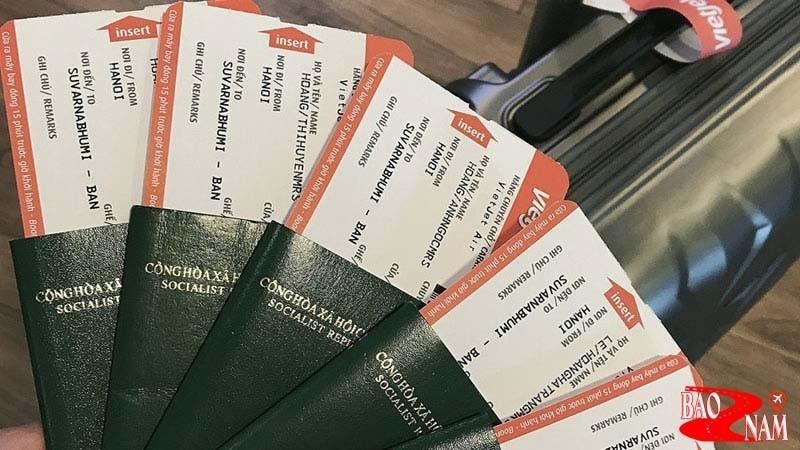 Thông tin điều kiện hoàn đổi vé của hãng hàng không Vietjet Air -3