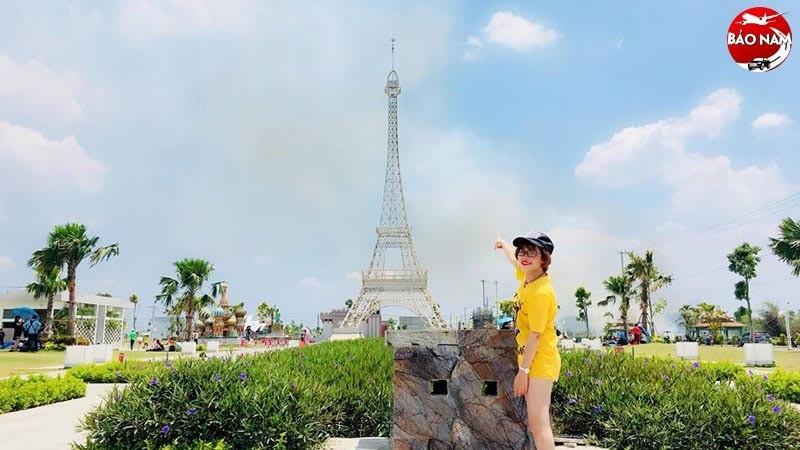 Phá đảo khu du lịch 7 kỳ quan thế giới ở Long An -3