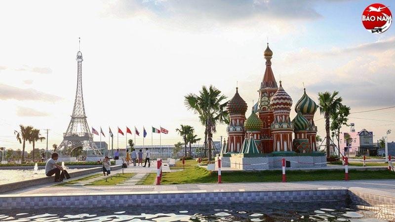 Phá đảo khu du lịch 7 kỳ quan thế giới ở Long An -2