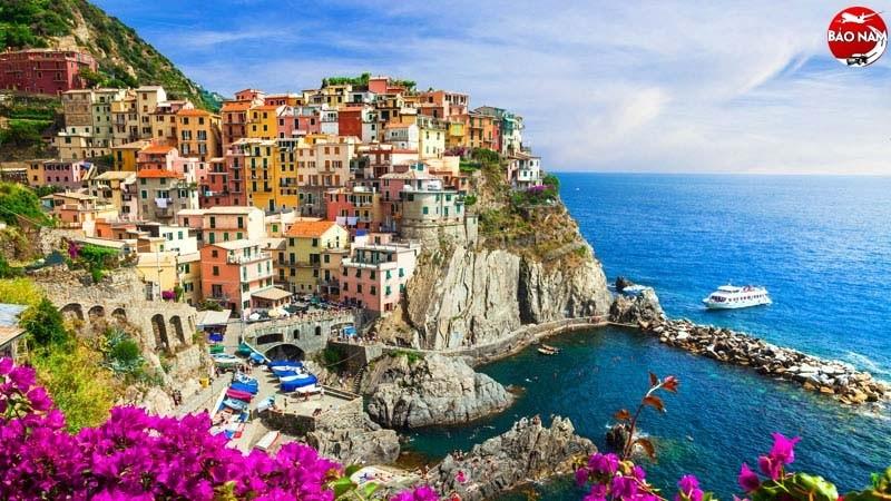 Vé máy bay giá rẻ đi Italia -5