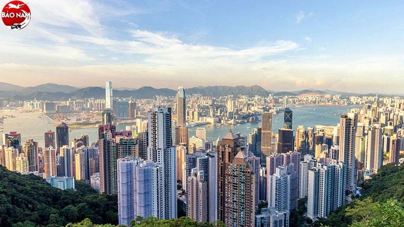 Vé máy bay giá rẻ đi Hồng Kông -4