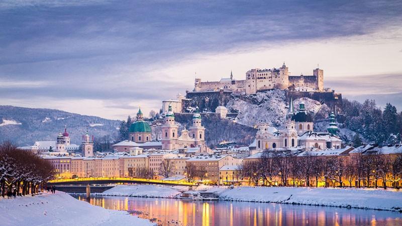 Chiêm ngưỡng vẻ đẹp mùa đông ở các quốc gia trên thế giới 5