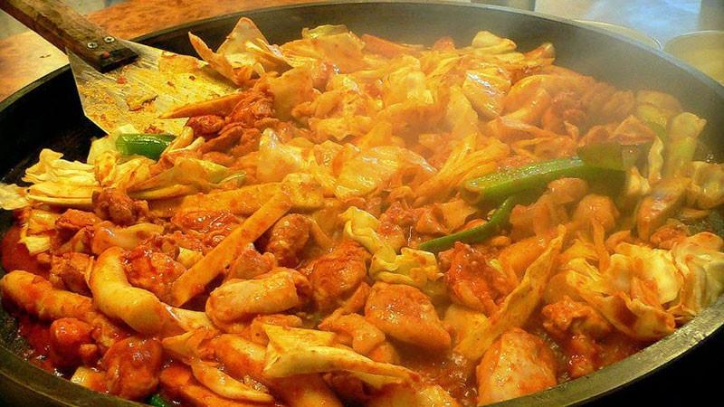 Những món ăn được lựa chọn khi tiết trời Hàn Quốc trở lạnh 3