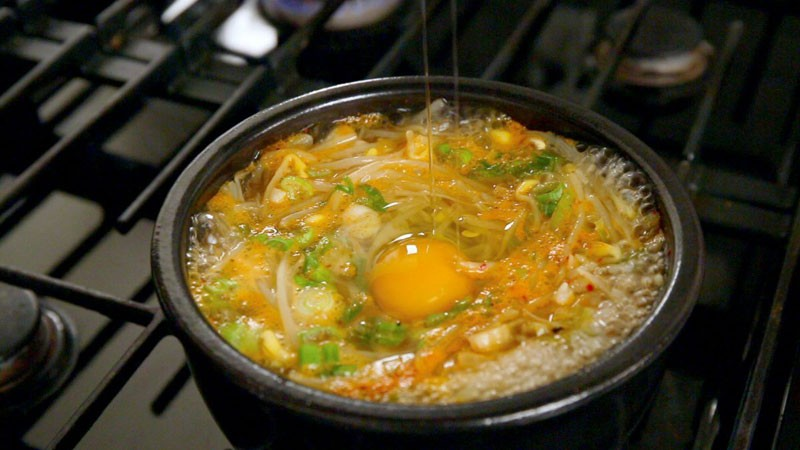 Những món ăn được lựa chọn khi tiết trời Hàn Quốc trở lạnh 4